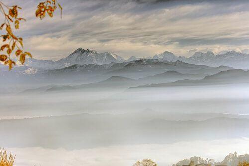 L'histoire de Matthieu Ricard et l'Himalaya