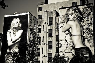 Blondies Billboards