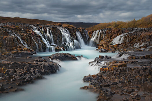 Photo ICELANDIC FOSS NO 19 - Jefflin