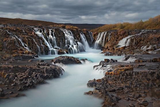 Photo ICELANDIC FOSS NO 19 - Jefflin