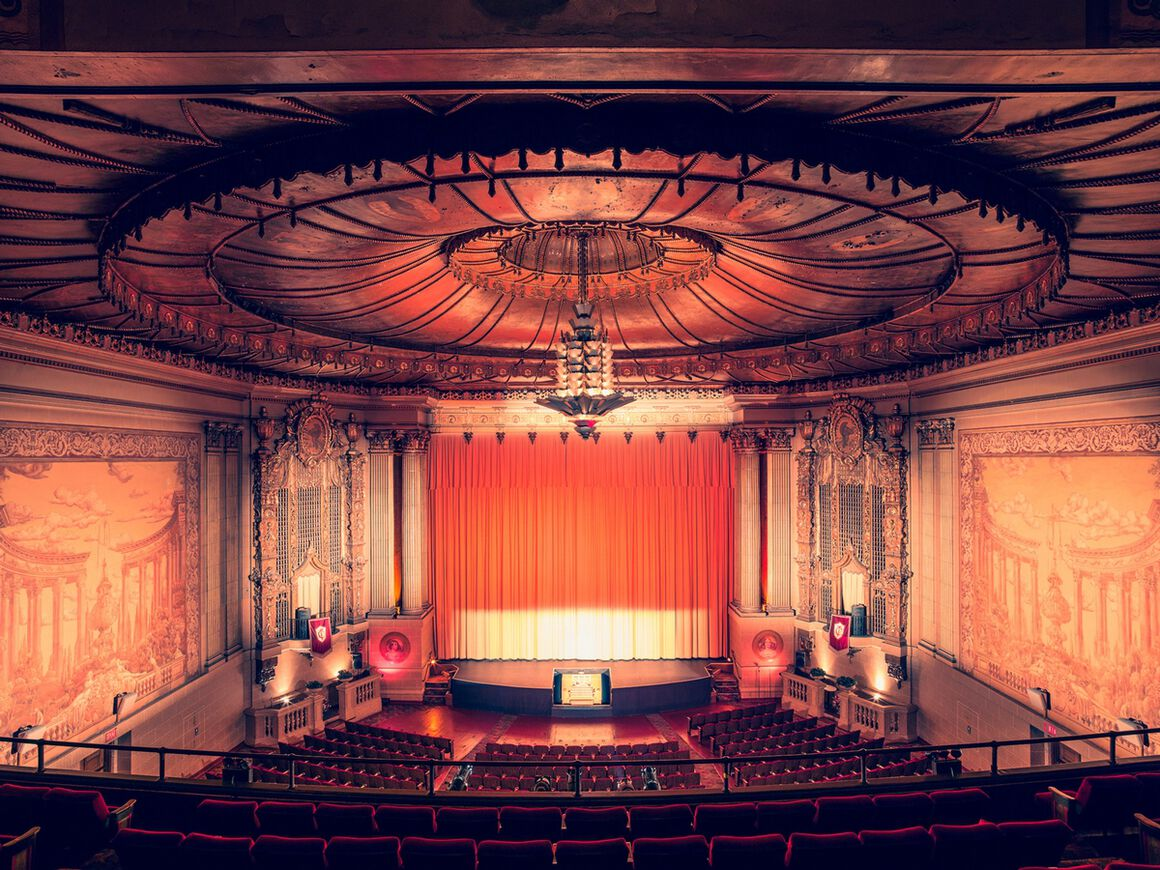 photograph: the castro theatre ii, franck bohbot · yellowkorner