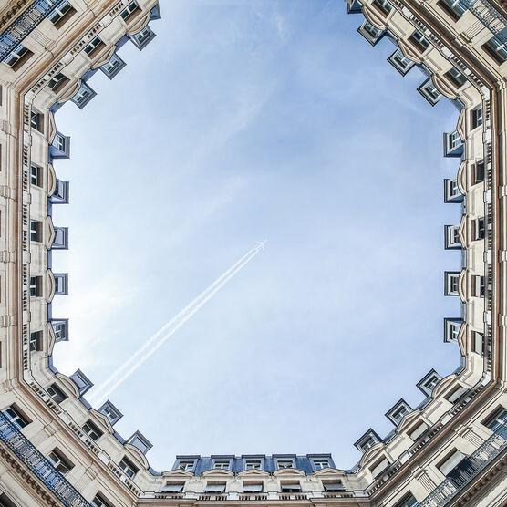 Photo PARISIAN SKY - Guillaume Dutreix