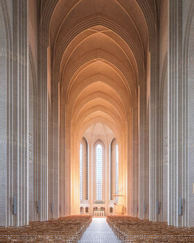 Photo COPENHAGEN CHURCH - Ludwig Favre