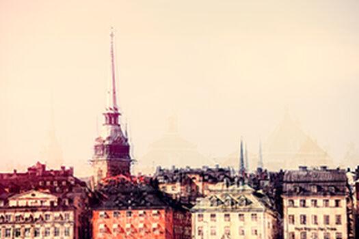 Photo STOCKHOLM - GAMLA STAN II - Laurent Dequick