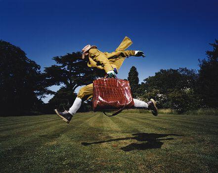 Photo English Garden - Steve Hiett