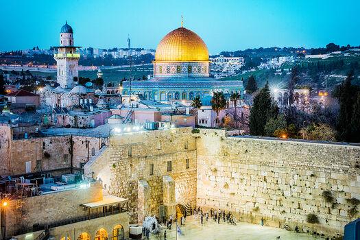 Photo JERUSALEM II - Jörg Dickmann