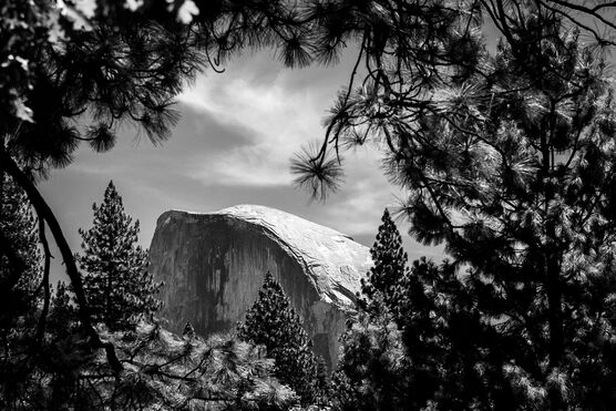 Photo Half Dome I Yosemite - Laurent Baheux
