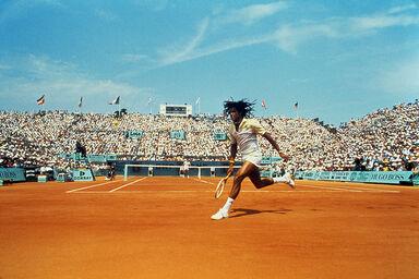 Finale Roland Garros 1983 I