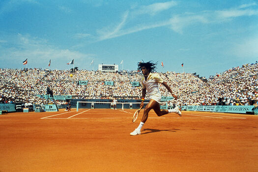 Photo Finale Roland Garros 1983 I - SPORTS PRESSE
