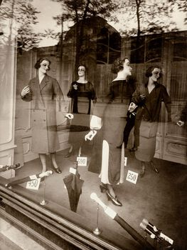 Photo Mannequin, 1925 - Eugène Atget