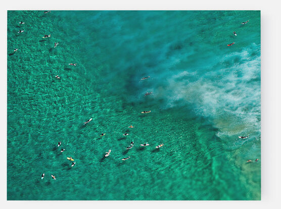 Photo FROM ABOVE - Richard Hirst