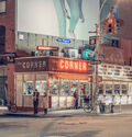 Photo The Corner Deli, NYC - Franck Bohbot