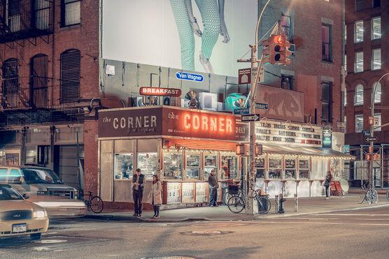 Photo The Corner Deli, NYC - Franck Bohbot