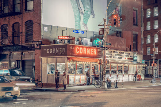 Photo THE CORNER DELI  NYC - Franck Bohbot Studio