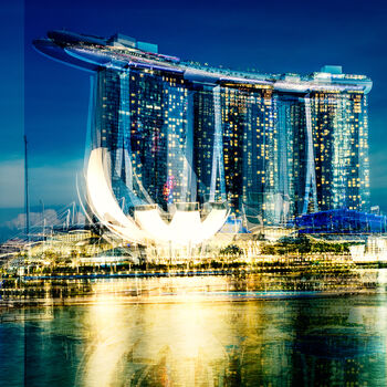 Photo Marina Bay Sand I - Laurent Dequick