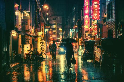 Photo Tokyo VIII - Masashi Wakui