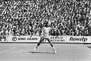 Roland Garros 1978 Guillermo Vilas