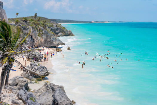 Photo Tulum - Richard Silver