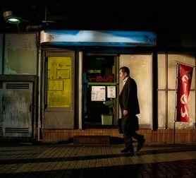 Photo Tokyo Office Employee - Ron Gessel