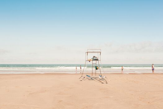 Photo Summer Beach II - Ludwig Favre