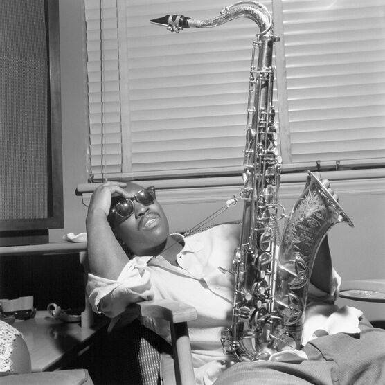 Photo Hank Mobley - Francis Wolff