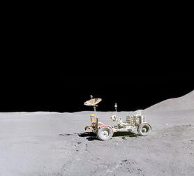 Photo Apollo 15 - CIEL & ESPACE PHOTOS