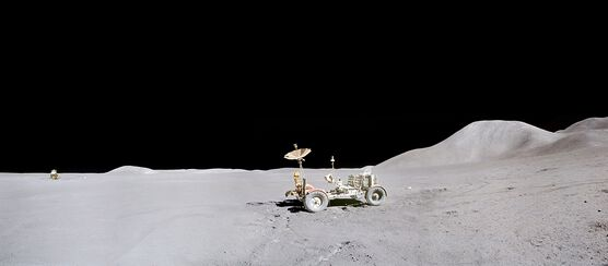 Photo Apollo 15 - CIEL & ESPACE PHOTOS