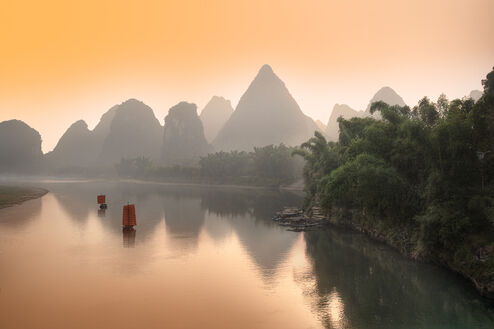 Last Travel on Li River
