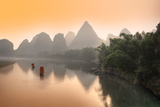 Photo Last Travel on Li River - Daniel Metz