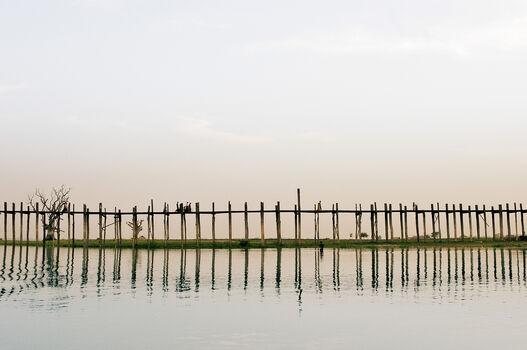 Photo Wood Bridge - Dang Ngo