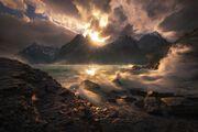 Boom Torres del Paine Chile