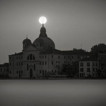 Photo Church at Sunrise, Venise - Jonathan Chritchley