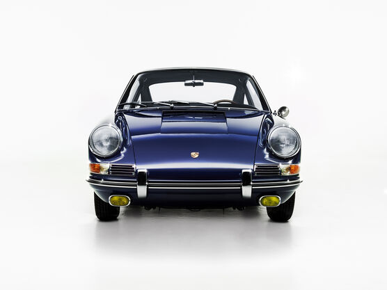 Photo PORSCHE 911 II - René Staud