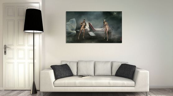 Photo Skyfall hold up - Nicolas Bets