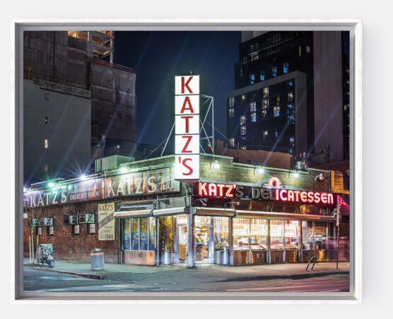 Photo KATZ'S DELICATESSEN NY - Franck Bohbot Studio