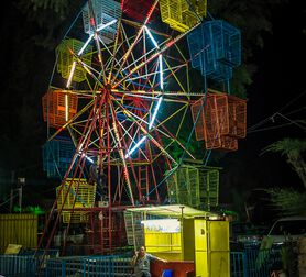 Photo Local Fair in Penang - Ron Gessel