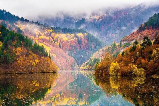 Photo Colorful Lake - Evgeni Dinev