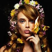 Not Just a Flower Girl I