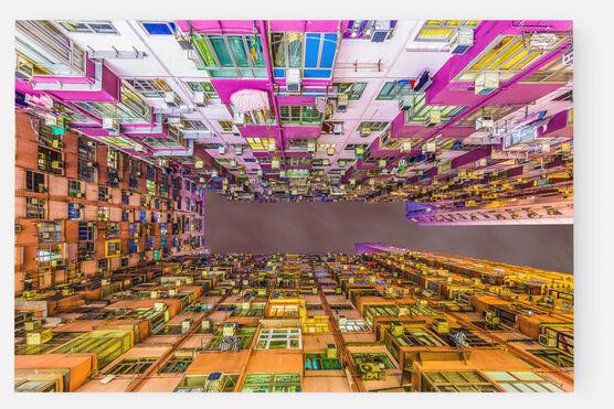 Photo HIGH DENSITY TAK LEE BUILDING - Laurent Dequick