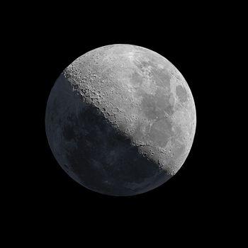 Photo Moon View 1 - Jukka-Pekka Metsävainio