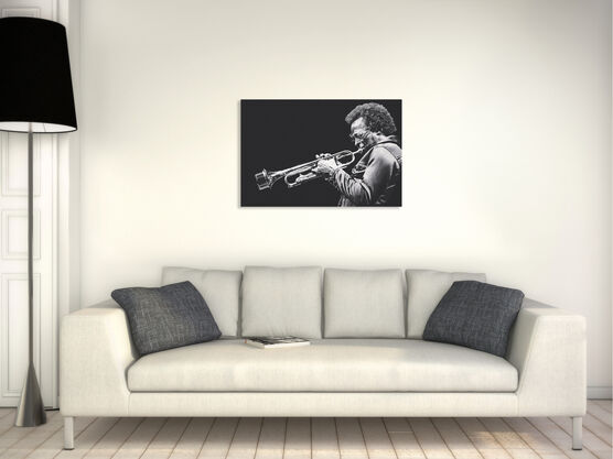 Photo Miles Superstar - Peter Hankfield