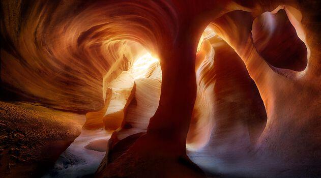 Photo Walls of Light Escalante Utah - Marc Adamus