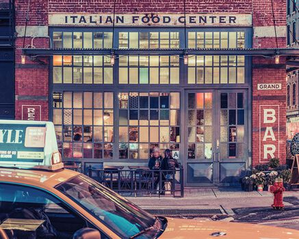 Photo ITALIAN FOOD CENTER II - Franck Bohbot