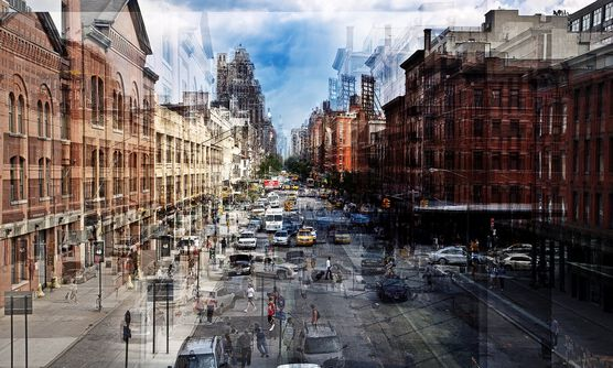 Photo From the High Line - Laurent Dequick