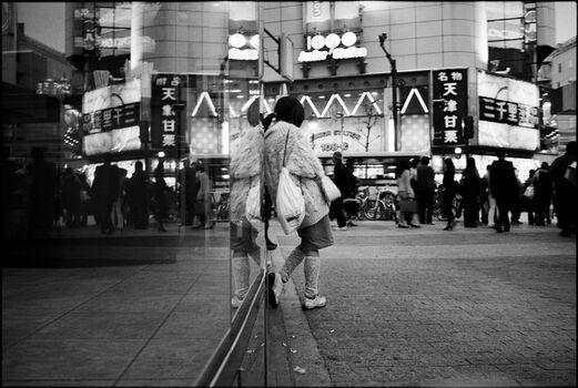 Photo Carrefour Shibuya - Xabi Etcheverry