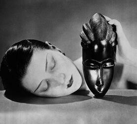 Photo Noire et blanche, 1926 - MAN RAY