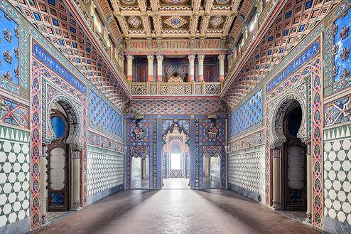 THE MOORISH PALACE IV