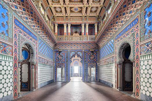 Photo THE MOORISH PALACE IV - Gregoire Cachemaille