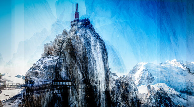 Photo Aiguille du Midi I - Laurent Dequick
