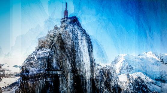 Photo Aiguille du Midi I - Laurent Dequick